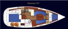 Купить яхту Ciao - BENETEAU 343 в Atlantic Yacht and Ship