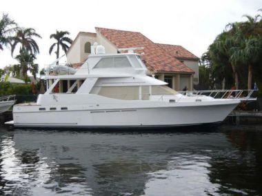Lady Debora - OCEAN ALEXANDER 546 Yachtfish
