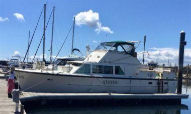 Стоимость яхты 44ft 1970 Hatteras Tri Cabin - HATTERAS