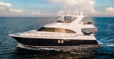 best yacht sales deals 2012 Hatteras 60 MY Tiresum - HATTERAS