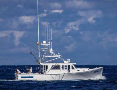 Стоимость яхты HUBRIS - WESMAC