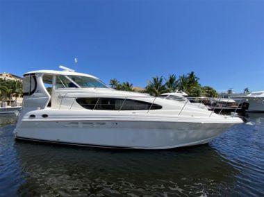 WANZELER'S - SEA RAY Sport Motor Yacht 40