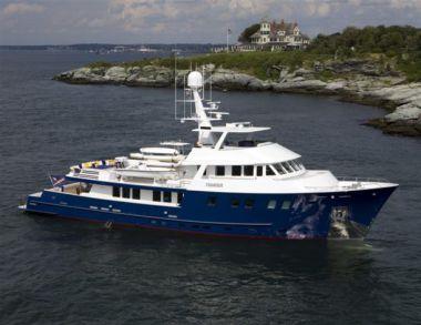 Купить яхту STAMPEDE - DELTA 1990 в Atlantic Yacht and Ship