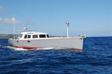 Купить яхту ACHARNE в Atlantic Yacht and Ship