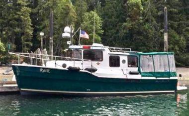 Продажа яхты R&R - RANGER TUGS R31