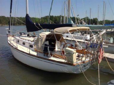 "Стоимость яхты Cape Dory 31 ""Nunki"" - CAPE DORY 31' 0"""