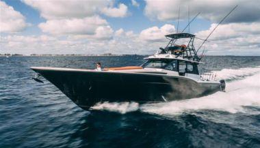 KID SQUID - SEA FORCE IX yacht sale