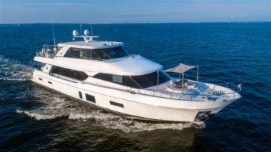 best yacht sales deals THE ROCK - OCEAN ALEXANDER
