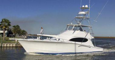Стоимость яхты Predator - HATTERAS
