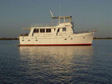 "Canoe Island  - GRAND BANKS 50' 0"""
