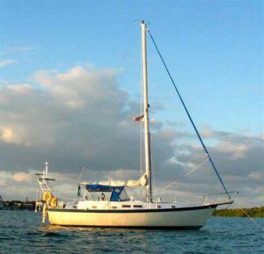 Купить яхту Sea Angel - IRWIN YACHTS 37-2 в Atlantic Yacht and Ship