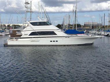 Продажа яхты SeaCall - BERTRAM 72