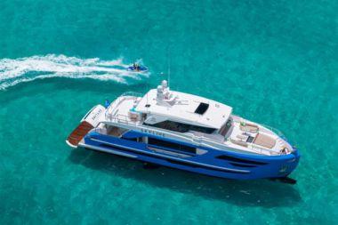 Стоимость яхты FD87 Skyline (New Boat Spec) - HORIZON