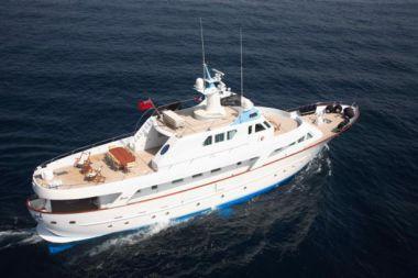 Стоимость яхты Jack Blu - BENETTI