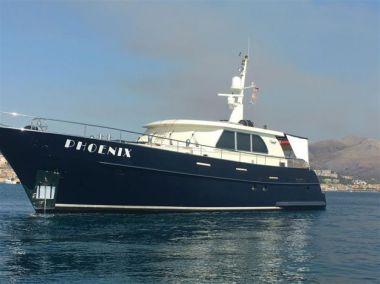 """Стоимость яхты Phoenix - Sturiër Yachts 67' 8"""""""