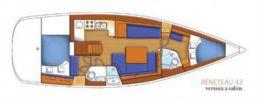 Стоимость яхты Makani Kai - BENETEAU