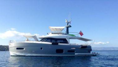 Купить яхту A-MA OF - AZIMUT Magellano 53 в Atlantic Yacht and Ship