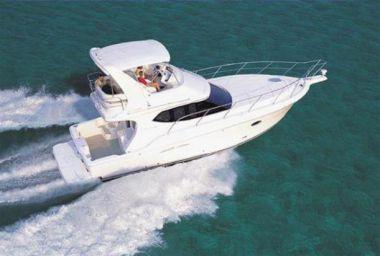 NAU-TE - SILVERTON 34 Convertible yacht sale