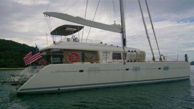 Nadhirah - LAGOON Lagoon 620 yacht sale