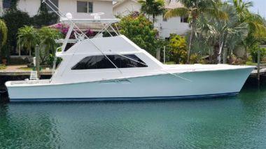 PLANE TO SEA - Ocean Yachts 55 Super Sport
