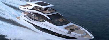"Купить яхту Galeon 800 FLY  - GALEON 83' 3"" в Shestakov Yacht Sales"