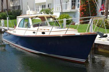 "Buy a yacht WIRELESS - HINCKLEY 36' 10"""