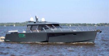 Стоимость яхты NYX 56