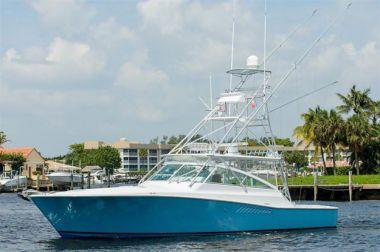 """Стоимость яхты CAT SHARK - VIKING 43' 0"""""""