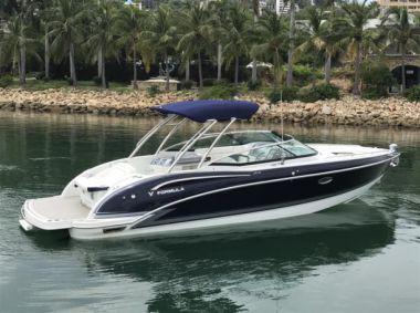 """Купить 2015 FORMULA 310 @ Cancún  (importacion definitiva) - FORMULA 31' 0"""""""