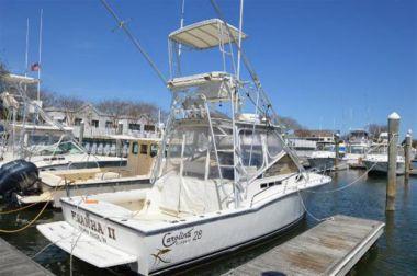 Piranha II - CAROLINA CLASSIC Express Fisherman