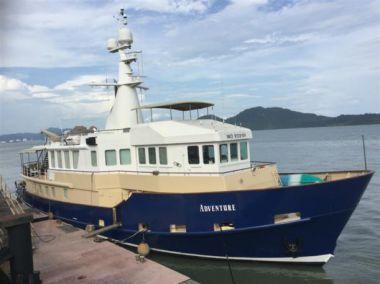 "best yacht sales deals Adventure - CUSTOM 110' 0"""