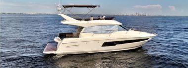 Купить яхту NEW 2018 Prestige 460 Flybridge PR19WC-054 в Atlantic Yacht and Ship