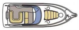 32 2001 Monterey 322 Cruiser - MONTEREY