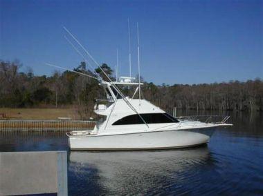 Стоимость яхты 38' Ocean Super Sport - Ocean Yachts