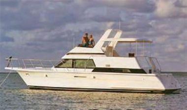 Стоимость яхты HARBOR VIEW TOO - HATTERAS 1994