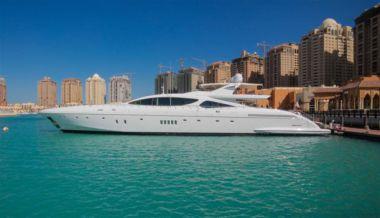 "Buy a yacht SERENITY - OVERMARINE - MANGUSTA 163' 9"""