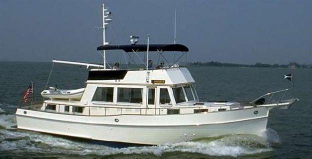 Croatan Trader Grand Banks Buy And Sell Boats Atlantic Yacht And Ship
