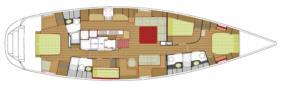Купить яхту AMANTE - HYLAS 70 Centerboard Cruiser в Shestakov Yacht Sales