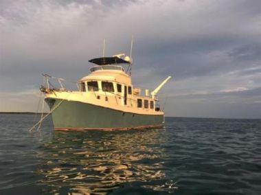 Стоимость яхты MOXI - AMERICAN TUG