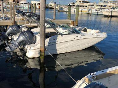 Продажа яхты Tail Gator - HURRICANE 2200 OB