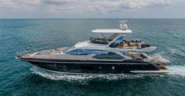 best yacht sales deals 2017 Azimut 66 FLY w/ Seakeeper     OHANA 2.0 - AZIMUT