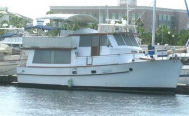 Купить яхту Bodacious - CUSTOM Pilothouse Trawler в Atlantic Yacht and Ship
