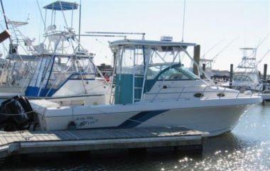 Купить яхту AIM ME TO THE FISH II - Pro Line 2950 Walkaround в Atlantic Yacht and Ship