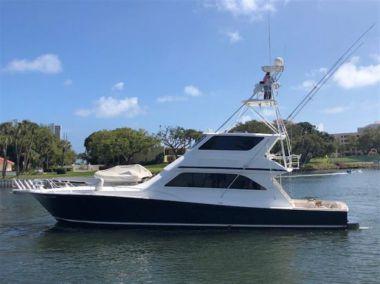 Продажа яхты Blue Breaker - VIKING Enlclosed