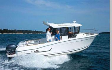 Продажа яхты 2020 Jeanneau NC 695 Sport - JEANNEAU NC 695 Sport