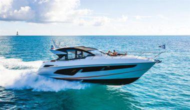 Купить яхту SUNSEEKER PREDATOR 60 EVO в Shestakov Yacht Sales