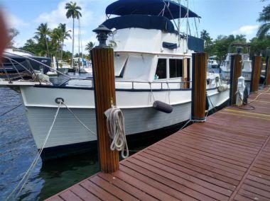 Продажа яхты Blue Water
