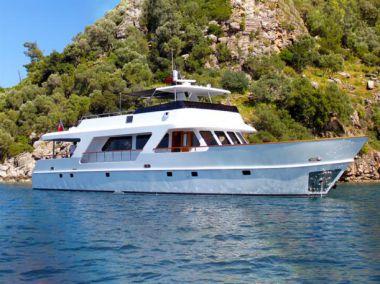 CASPA - BEC MARINE Custom designed yacht sale