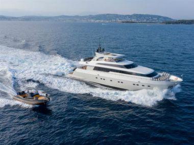 Стоимость яхты PANTHOURS - SANLORENZO