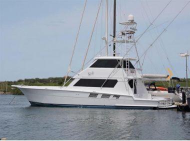 Продажа яхты No Name 65 Hatteras